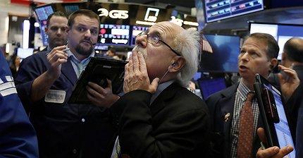 Рынок акций США упал из-за риска обострения торговой войны с Китаем