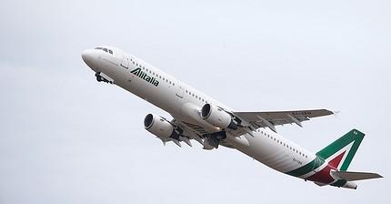 Alitalia files for bankruptcy
