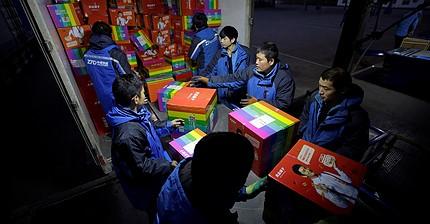 Cómo el Día de los Solteros se ha convertido en el día de Alibaba