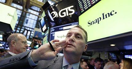 Акции Snap рухнули после отчета о росте убытка в 3,8 раза