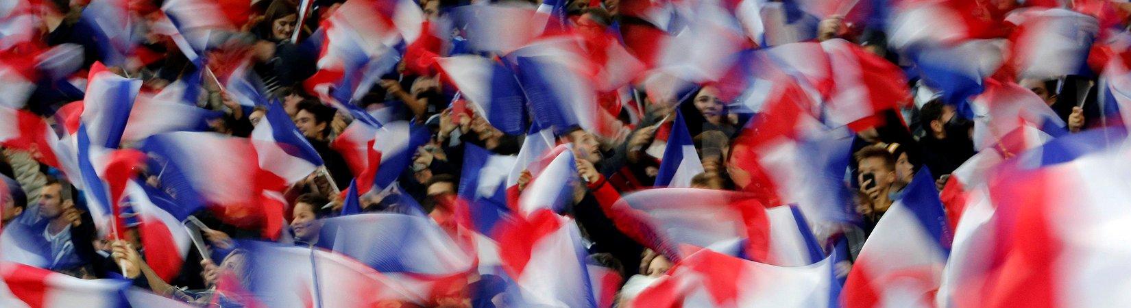 Tem início corrida à presidência francesa