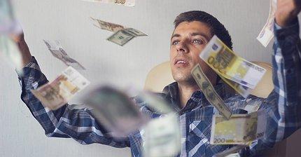 Курс евро приближается к 70 рублям
