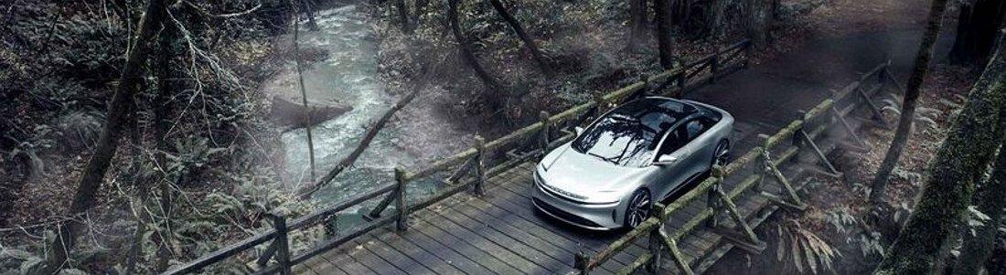 Lucid Air: el coche para a los que los Tesla les parecen poco lujosos