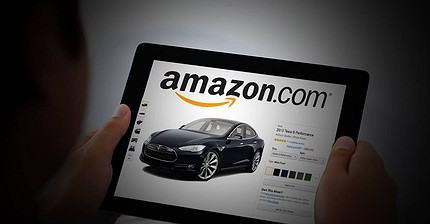 A shop with no products to sell: meet Amazon Vehicles