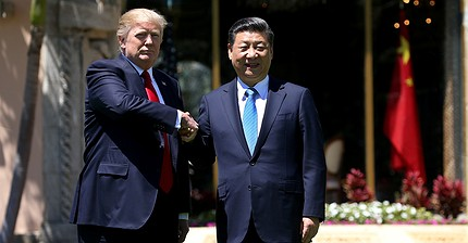 US and China strike deals on food trade, access for financial firms