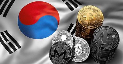 Рынок криптовалют падает на фоне исключения южнокорейских бирж с сайта Coinmarketcap