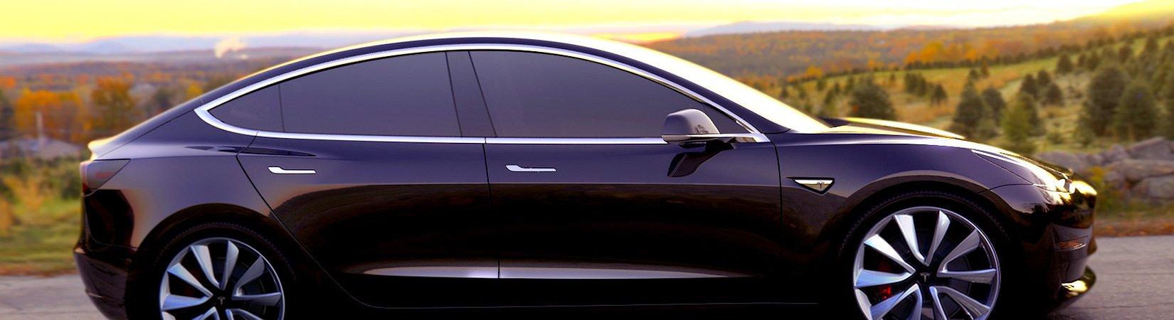 ВИДЕО: Всё, что известно о Tesla Model 3