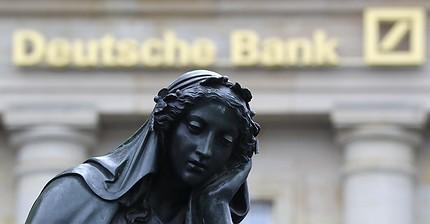 ФРС оштрафовала Deutsche Bank на $156,6 млн