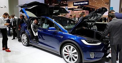 Tesla sales climb 69 percent in best ever result
