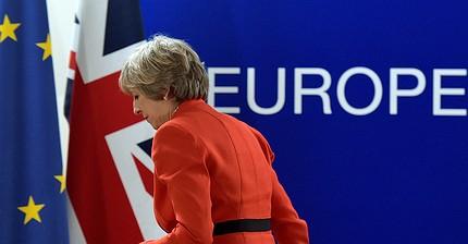 Theresa May presenta su plan para el Brexit