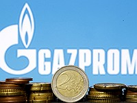 Gazprom's market share in Europe reached the record-high 33.5%