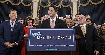 Налоговая реформа США: 3 плюса для американских компаний
