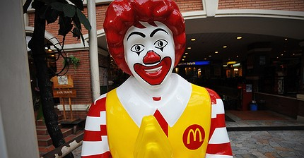 McDonald's sells 80% of its China operations