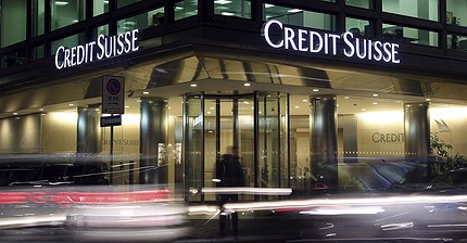 Credit Suisse takes out ads to address tax evasion probe