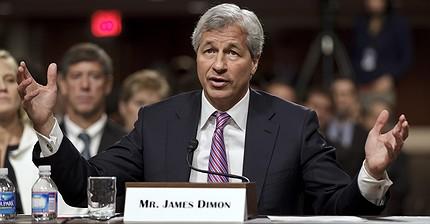 Генеральный директор JPMorgan Chase: грядет очередной кризис
