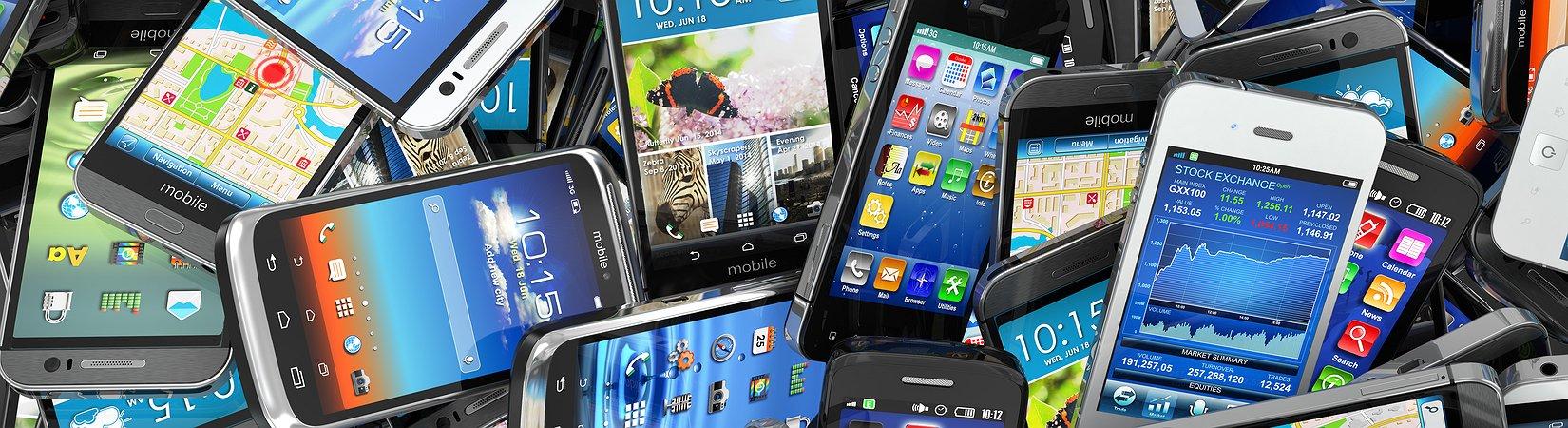 Los smartphones más populares del mundo