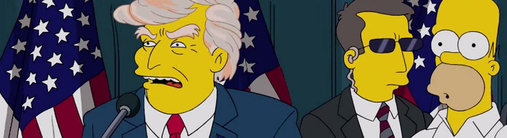 Что предсказали «Симпсоны»