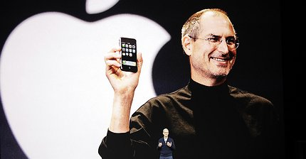 В графиках: 6 лет Apple без Стива Джобса