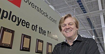 Overstock: Самый простой способ инвестировать в блокчейн