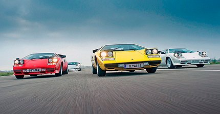 Lamborghini: История самого безумного производителя суперкаров