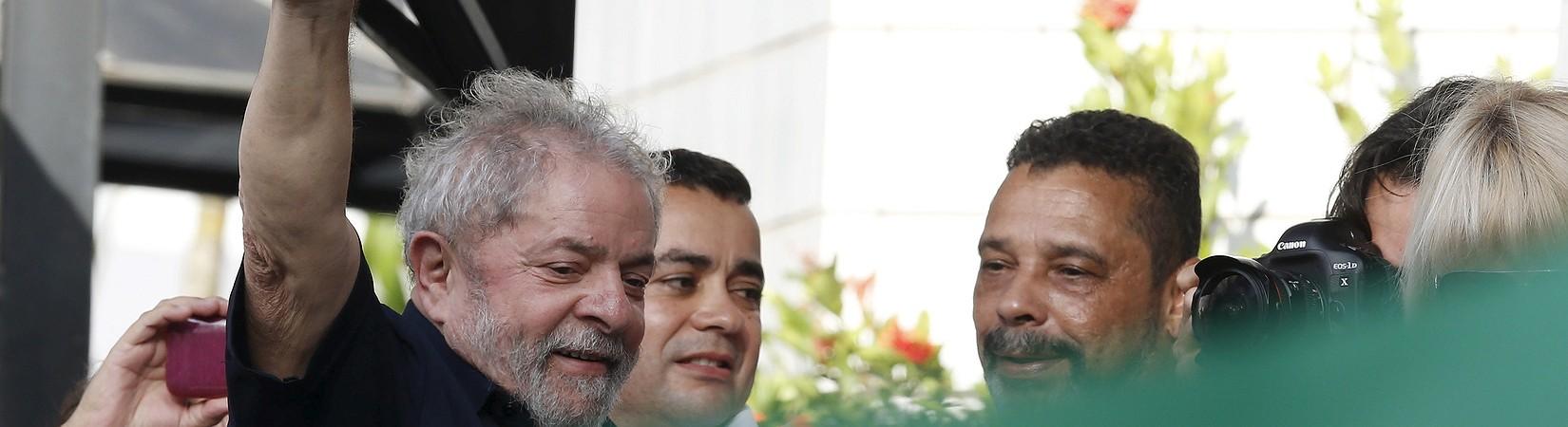La Fiscalía brasileña presenta cargos penales contra Lula Da Silva