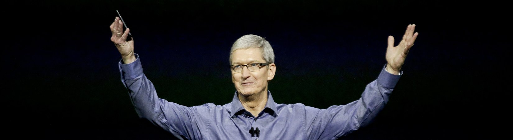 Капитализация Apple впервые превысила $900 млрд на закрытии торгов
