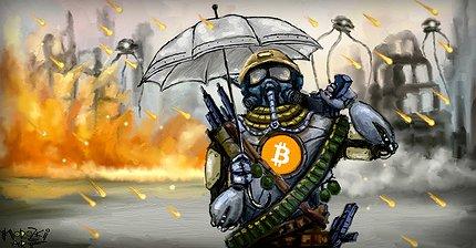 Что убьет биткоин? 7 (маловероятных) сценариев