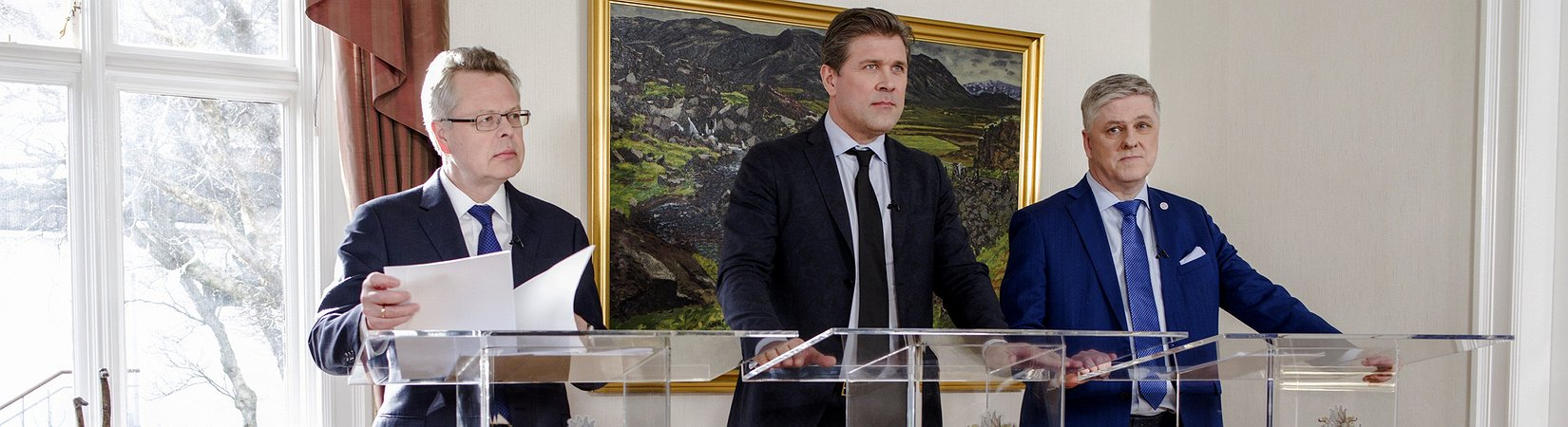 Iceland to lift capital controls nine years after GFC