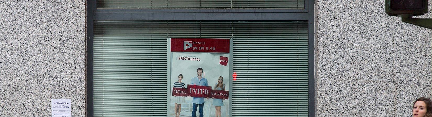 Santander compra Banco Popular per 1 euro