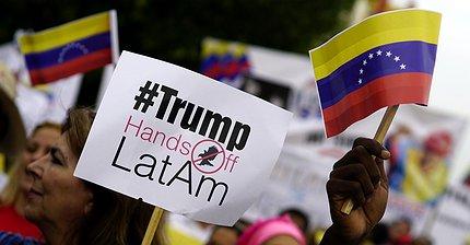 США хотят запретить Венесуэле выпустить собственную криптовалюту