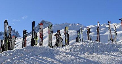 Как горнолыжные курорты справляются со снежными завалами