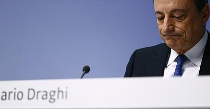 Bce: potrebbe essere necessaria la chiusura di alcune banche