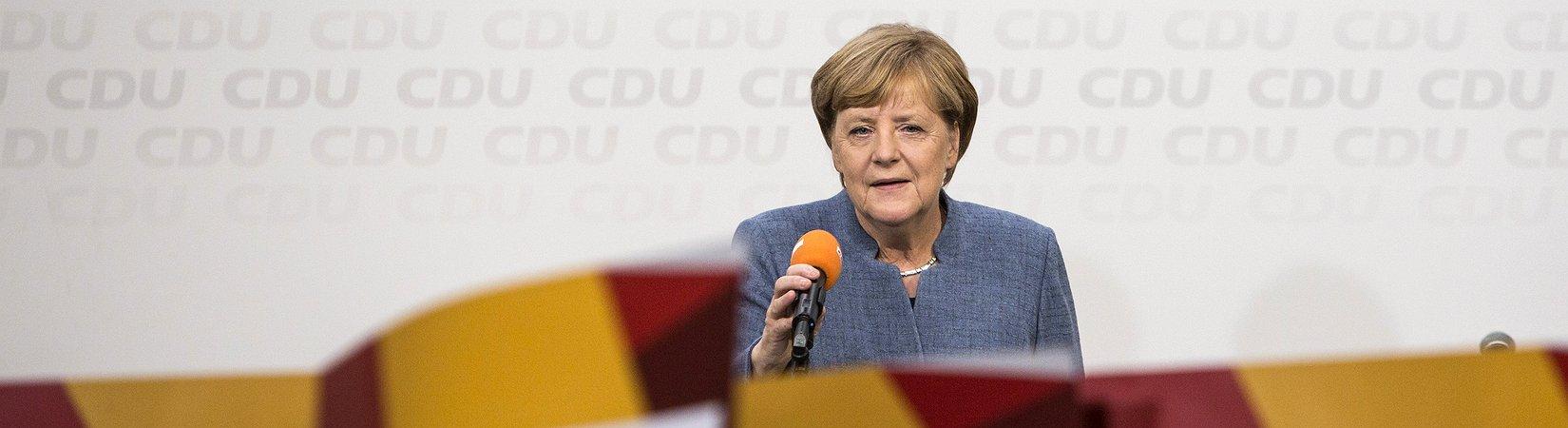 Merkel gana las elecciones en Alemania
