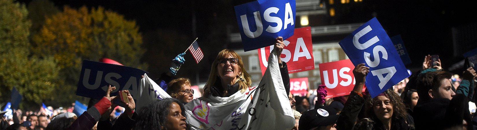 Los estadounidenses eligen hoy a su próximo presidente