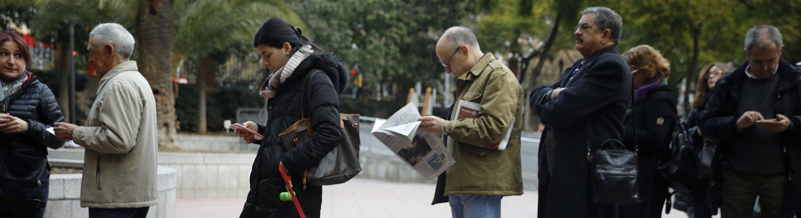 Catalunha: eleições têm lugar hoje