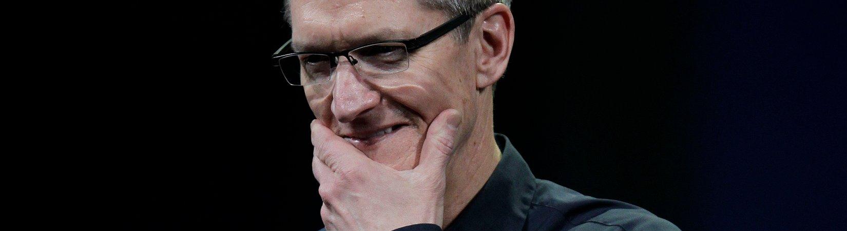 Perché Tim Cook ha venduto le sue azioni Apple prima del lancio dell'iPhone 8?