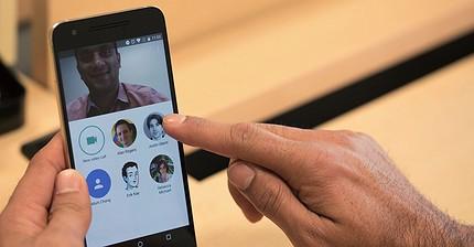 Google Duo facilita las videollamadas entre sistemas operativos