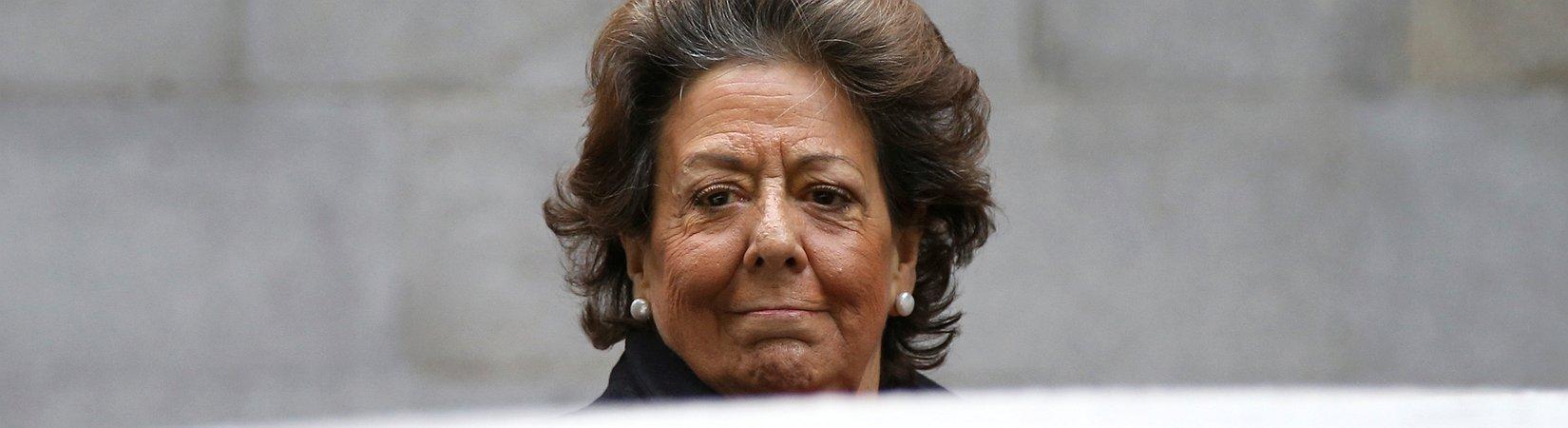 Fallece Rita Barberá tras sufrir un infarto
