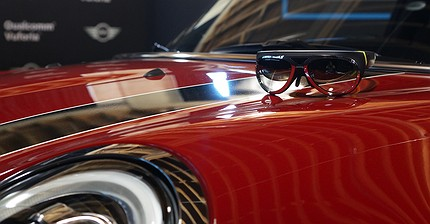 Очки-навигатор BMW полезнее, чем Google Glass