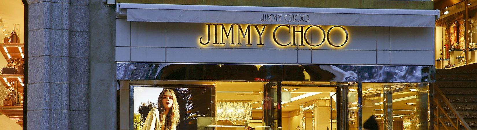 Luxury goods maker Jimmy Choo up for sale