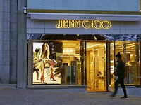 Luxury goods maker Jimmy Choo up for sale
