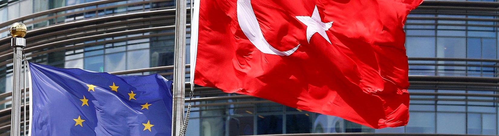 Parlamento Europeu debate relações da UE com a Turquia