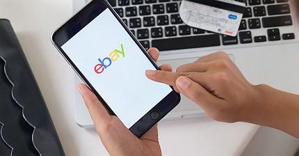 eBay cresce nel primo trimestre 2017