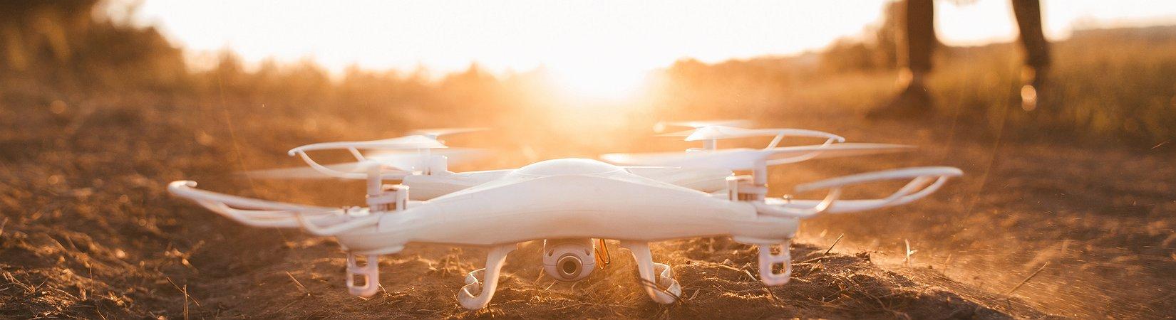 Los 6 vídeos más innovadores del año realizados con drones