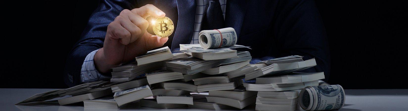 Сколько бы вы заработали, если бы вложили в биткоин $100 тогда и сейчас