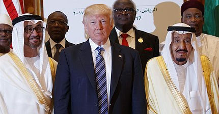Зачем Дональд Трамп отправился на Ближний Восток