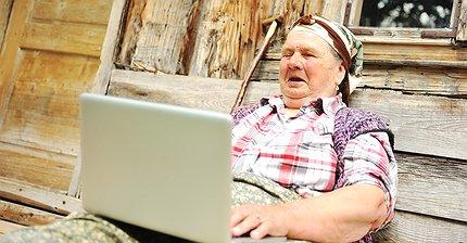 Как объяснить своей бабушке, что такое биткоин