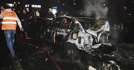 В результате взрыва в столице Турции погибли 27 человек