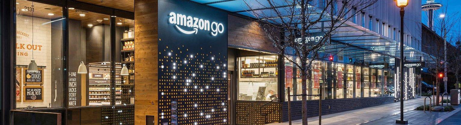 Amazon abre ao público supermercado sem caixas e sem vendedores