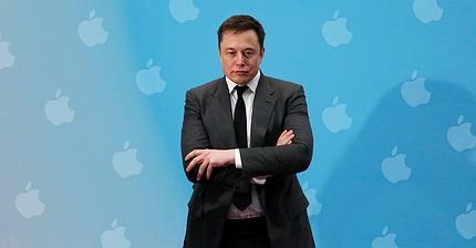 Elon Musk está cometiendo un gran error en relación al coche de Apple